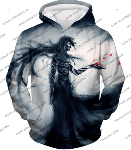 Image of Bleach Ichigos Amazing Bankai Technique Ichigo Mugetsu Form Ultimate Anime T-Shirt Bh070 Hoodie / Us