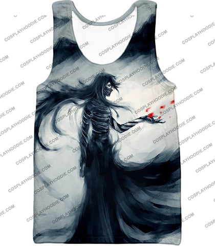 Image of Bleach Ichigos Amazing Bankai Technique Ichigo Mugetsu Form Ultimate Anime T-Shirt Bh070 Tank Top /