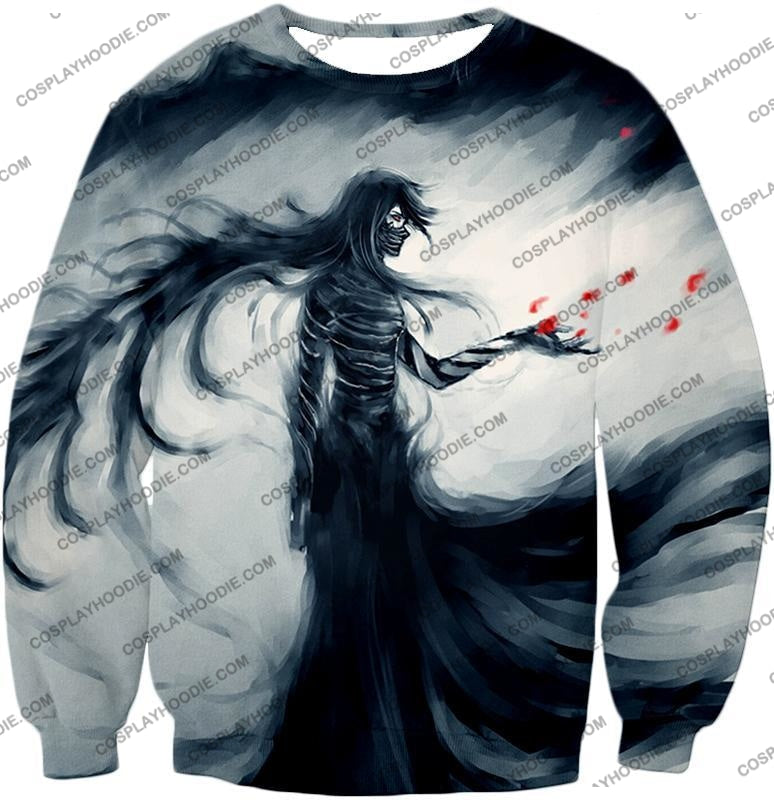 Bleach Ichigos Amazing Bankai Technique Ichigo Mugetsu Form Ultimate Anime T-Shirt Bh070 Sweatshirt