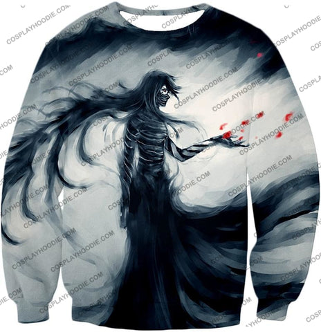 Image of Bleach Ichigos Amazing Bankai Technique Ichigo Mugetsu Form Ultimate Anime T-Shirt Bh070 Sweatshirt