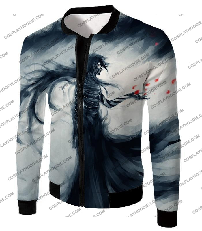 Bleach Ichigos Amazing Bankai Technique Ichigo Mugetsu Form Ultimate Anime T-Shirt Bh070 Jacket / Us