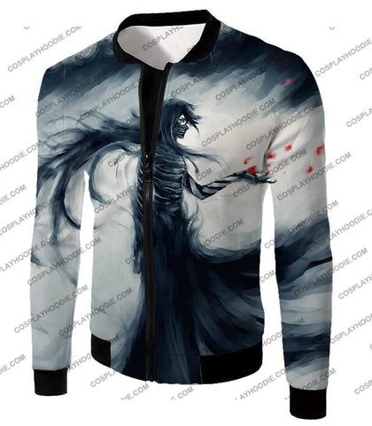 Image of Bleach Ichigos Amazing Bankai Technique Ichigo Mugetsu Form Ultimate Anime T-Shirt Bh070 Jacket / Us