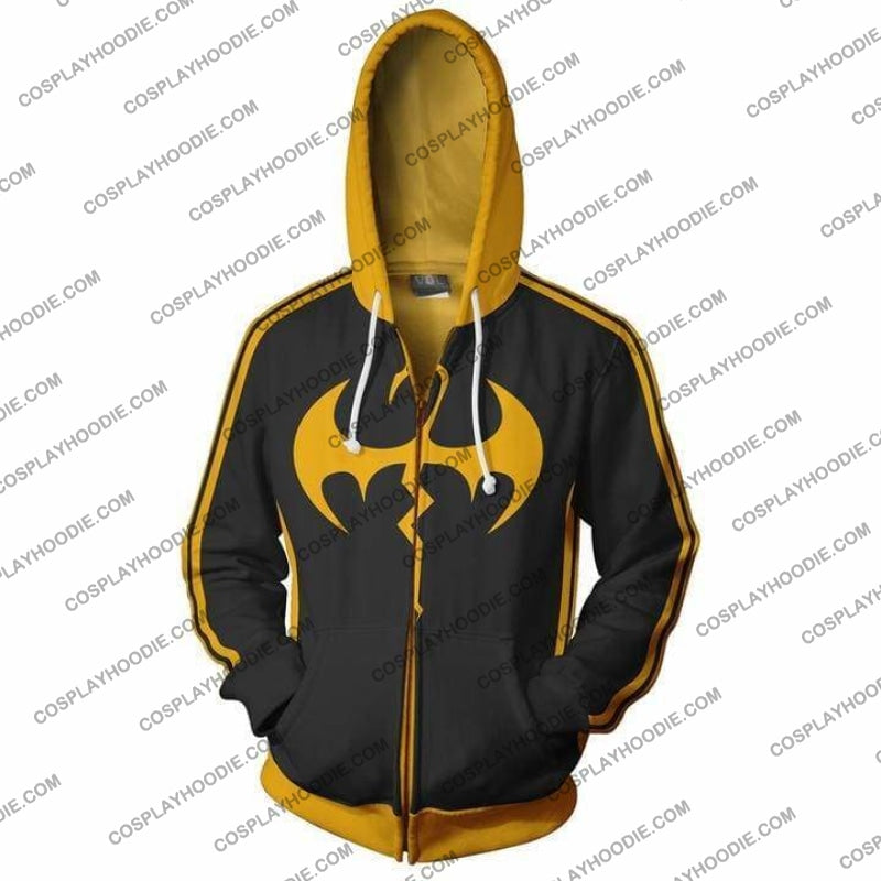 Iron Fist Marvel Hoodie Jacket Cosplay