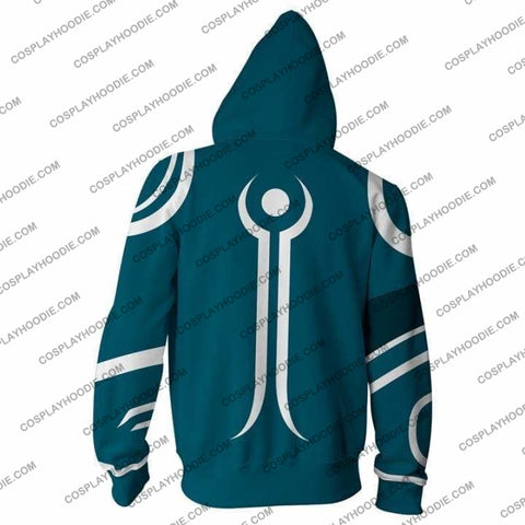 Image of Magic The Gathering Hoodie - Jace Jacket Cosplay