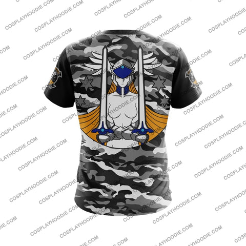 Ace Combat Isumis Valkyries T-Shirt T-Shirt