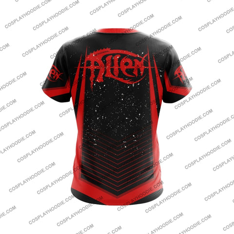 Alien 1979 Red T-Shirt T-Shirt