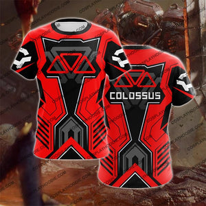 Anthem The Colossus Javelin Cosplay T-Shirt T-Shirt
