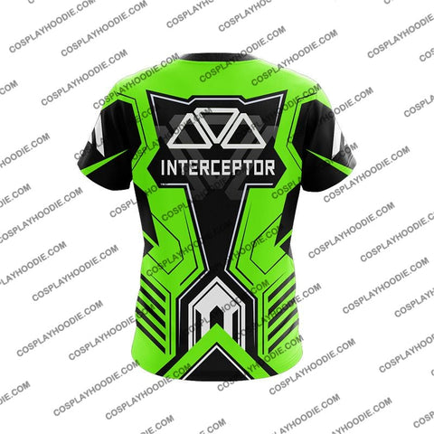Anthem The Interceptor Javelin Cosplay T-Shirt T-Shirt