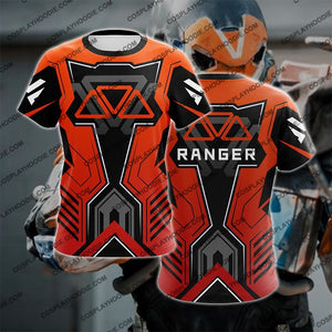 Anthem The Ranger Javelin Cosplay T-Shirt T-Shirt