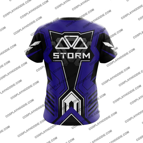 Anthem The Storm Javelin Cosplay T-Shirt T-Shirt