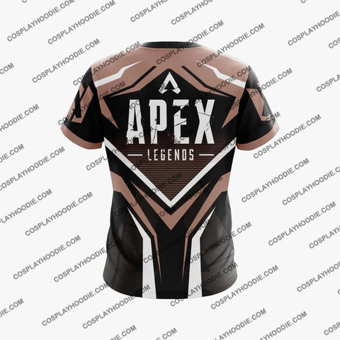 Image of Apex Legends Bangalore Cosplay T-Shirt