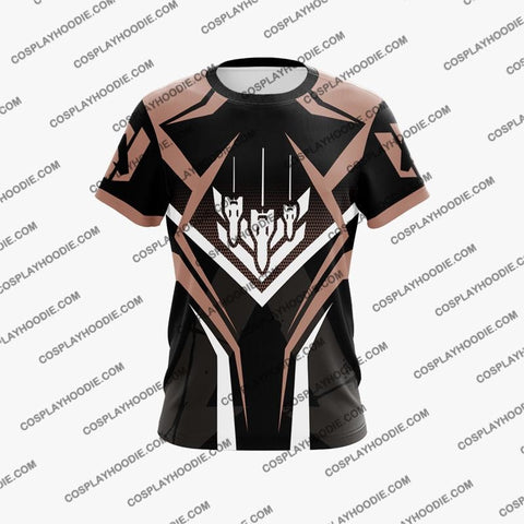 Apex Legends Bangalore Cosplay T-Shirt