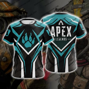 Apex Legends Bloodhound Cosplay T-Shirt A2