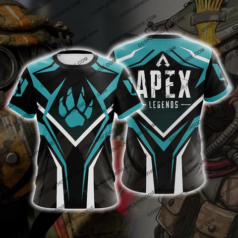 Image of Apex Legends Bloodhound Cosplay T-Shirt A2
