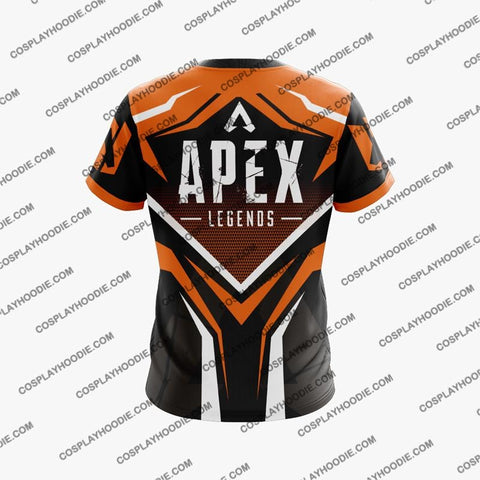 Apex Legends Gibraltar Cosplay T-Shirt