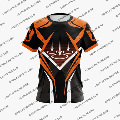 Image of Apex Legends Gibraltar Cosplay T-Shirt