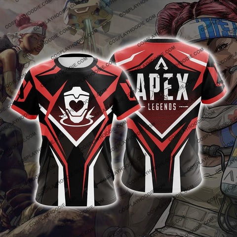 Image of Apex Legends Lifeline Cosplay T-Shirt