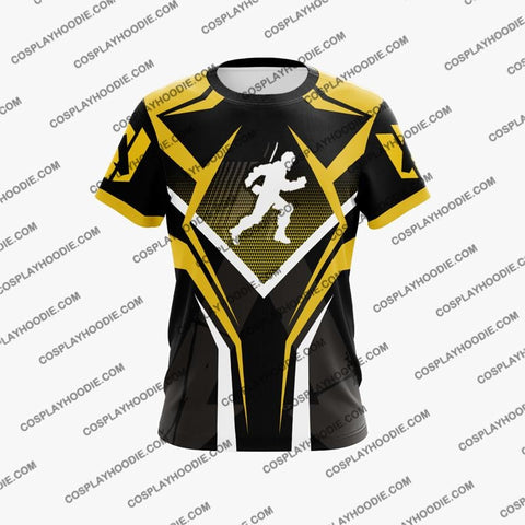 Image of Apex Legends Mirage Cosplay T-Shirt