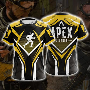 Apex Legends Mirage Cosplay T-Shirt