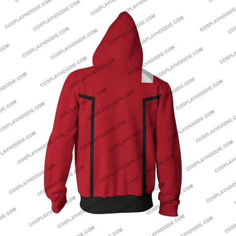 Star Trek Ii The Wrath Of Khan Hoodie Cosplay Jacket Zip Up