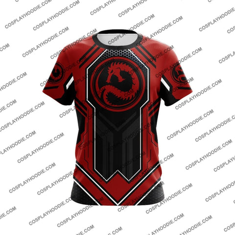 Image of Battletech Kurita Cosplay T-Shirt T-Shirt