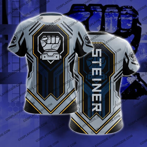 Image of Battletech Steiner Cosplay T-Shirt T-Shirt