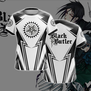 Black Butler Black T-shirt