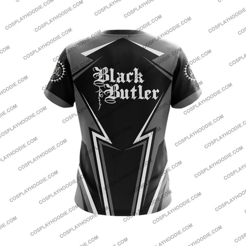 Image of Black Butler T-Shirt T-Shirt