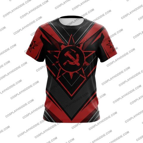 Command And Conquer Union Of Soviet V1 T-Shirt