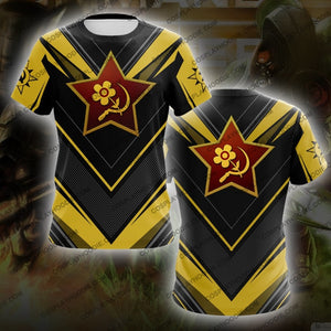 Command And Conquer Union Of Soviet V2 T-Shirt