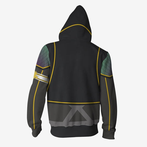 Image of Destiny - Warlock Cosplay Hoodie Jacket