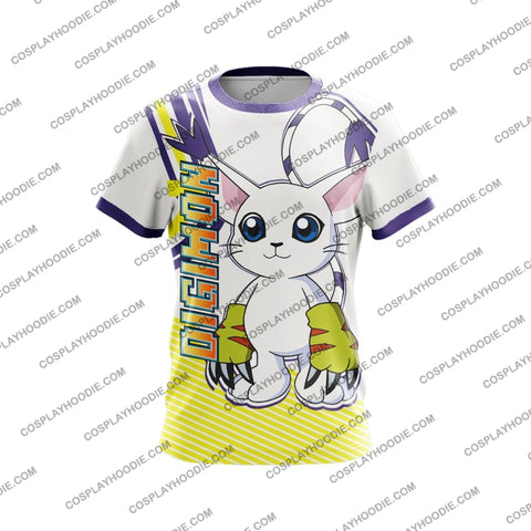 Digimon Tailmon T-Shirt T-Shirt