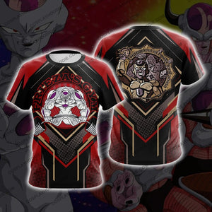 Dragon Ball Freeza Cosplay T-Shirt T-Shirt