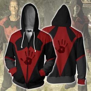 The Elder Scrolls - Dark Brotherhood Cosplay Hoodie Jacket