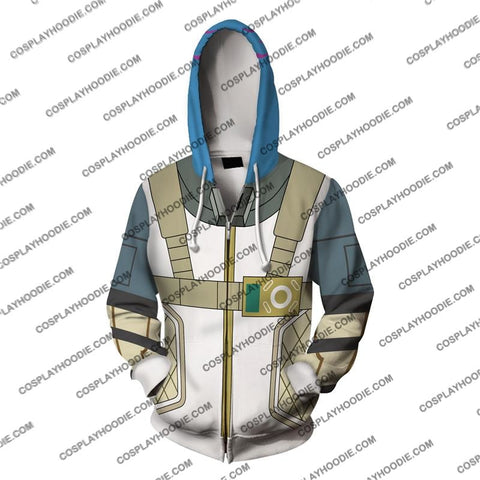 Image of Fortnite Leviathan Cosplay Hoodie Jacket