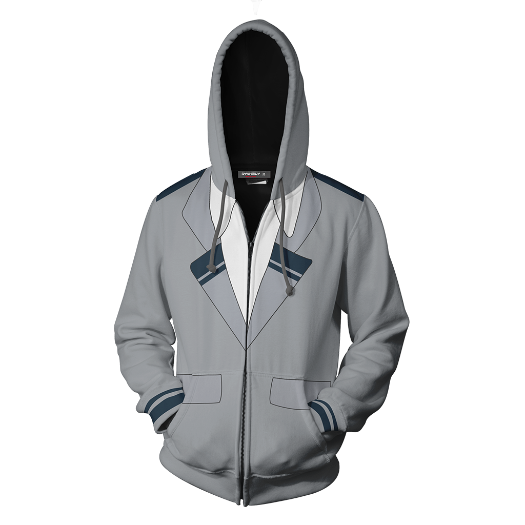 Boku No Hero Academia Hoodie Cosplay Jacket Zip Up