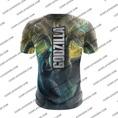 Godzilla - King Of The Monsters G1 Cosplay T-Shirt
