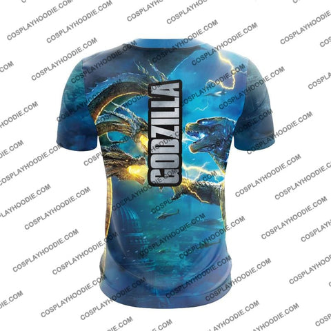 Godzilla - King Of The Monsters G2 Cosplay T-Shirt