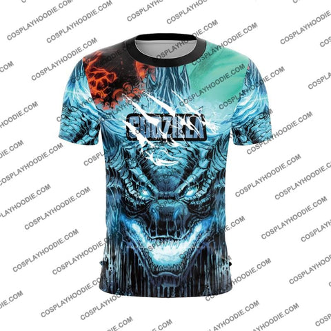 Godzilla - King Of The Monsters G3 Cosplay T-Shirt