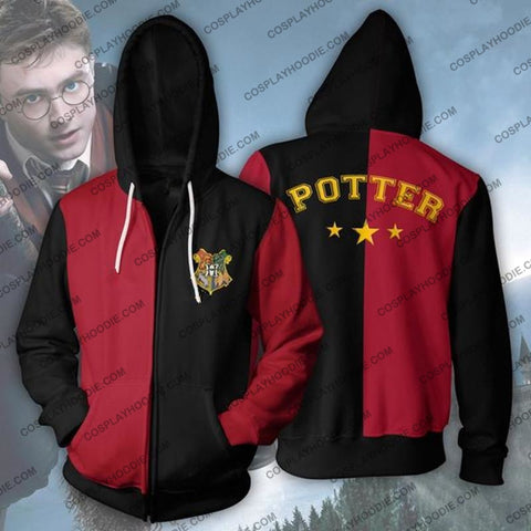 Image of Harry Potter Hoodie - Triwizard Jacket Cosplay