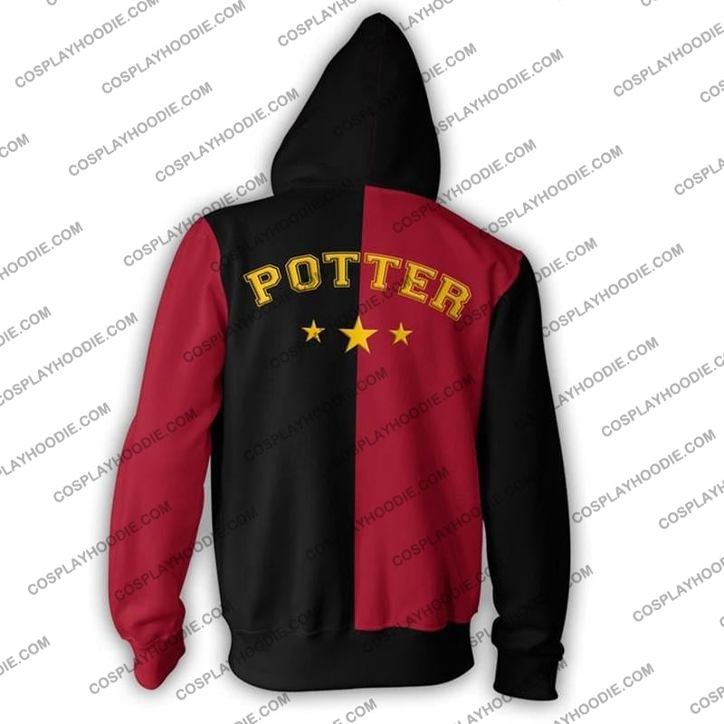 Harry Potter Hoodie - Triwizard Jacket Cosplay