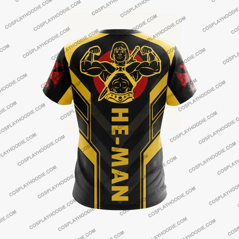 He-Man Cosplay T-Shirt T-Shirt