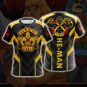 He-Man And The Masters Of Universe Cosplay T-Shirt T-Shirt