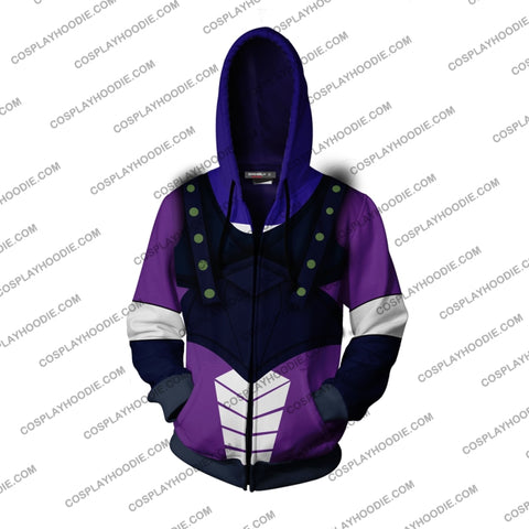 Image of Jojos Bizarre Adventure Phantom Blood Dio Brando Hoodie Cosplay Jacket Zip Up