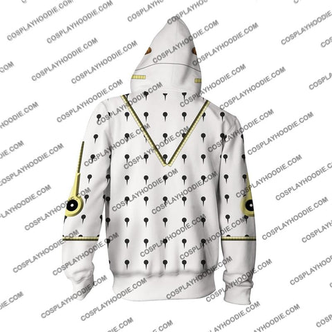 Jojos Bizzare Adventure Golden Wind Bruno Bucciarati Cosplay Hoodie Jacket
