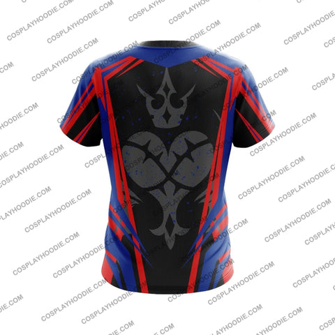 Kingdom Hearts Gym T-Shirt V1 T-Shirt