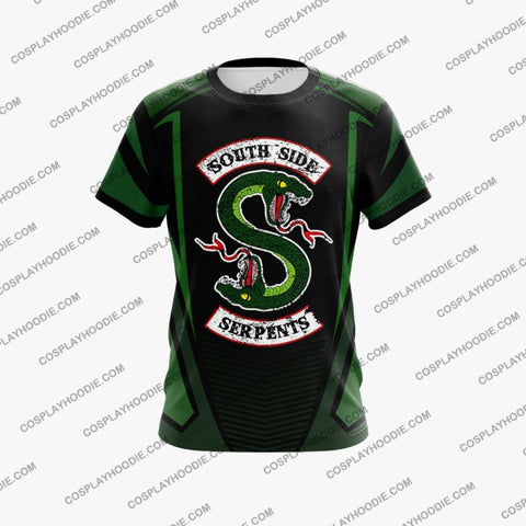 Riverdale Southside Serpents S1 T-Shirt T-Shirt