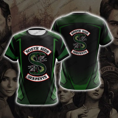 Riverdale Southside Serpents S2 T-Shirt T-Shirt