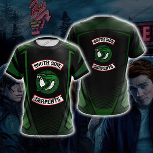 Riverdale Southside Serpents S3 T-Shirt T-Shirt