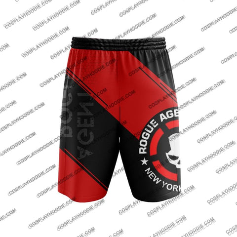 Image of The Division Rogue Agent For Men V1 Board Shorts